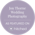 Hitched - Jon Thorne Wedding Photography