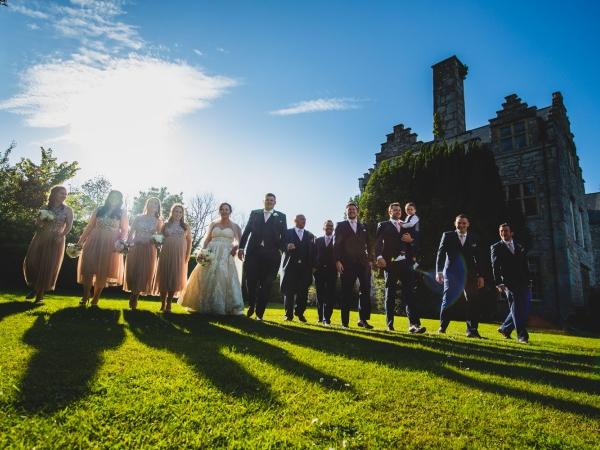 wales wedding photographer, Faenol Fawr