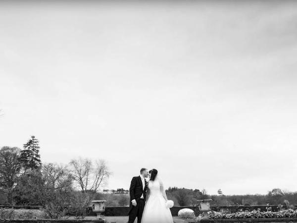 Winter Weddings photographed by Jon Thorne wedding photography