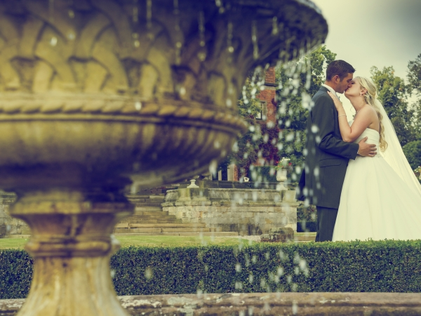 staffordshire wedding photographer, hoar cross hall weddings