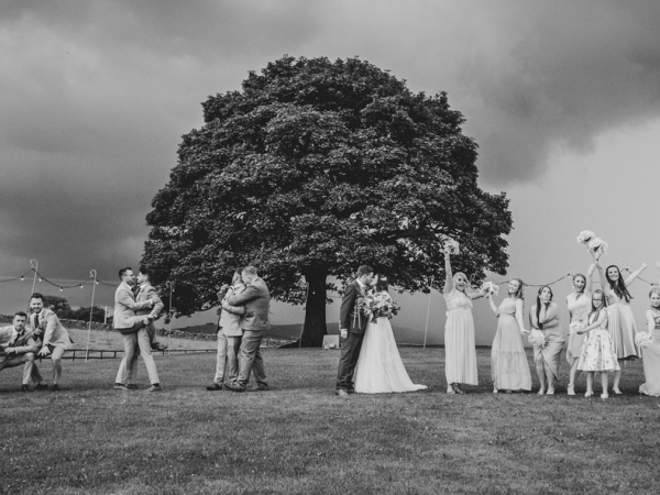 cheshire wedding photographer, heaton house farm weddings