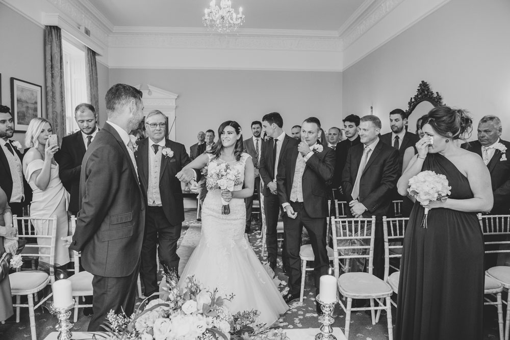 staffordshire wedding photographer, dovecliff hall