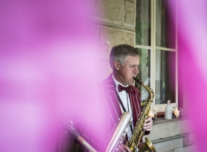 jazz band, saxophone, alton station, staffordshire wedding photographer, heath house weddings