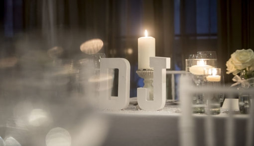 bride and groom letters initials, manchester wedding photographer, Great John Street Hotel