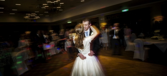 bride and groom first dance, warwickshire wedding photographer, Ansty Hall