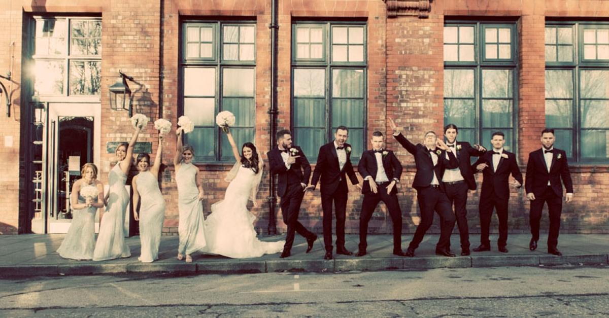 manchester wedding photographer, Great John Street Hotel
